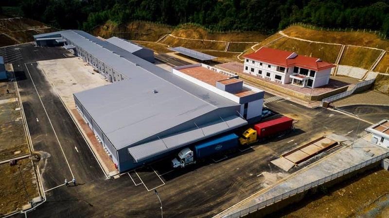 nhà máy chế biến nông sản sạch