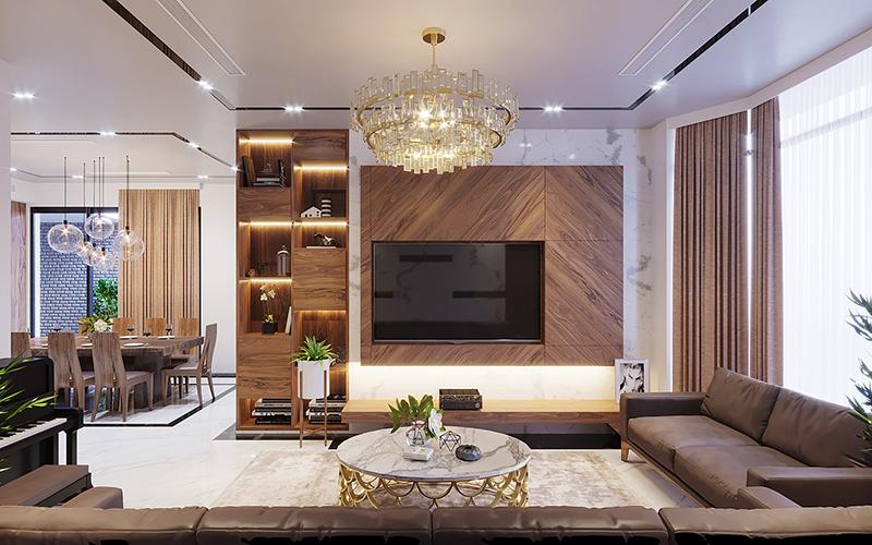 Lắp đặt điều hòa multi giúp mang tới sự đẳng cấp, sang trọng cho ngôi nhà