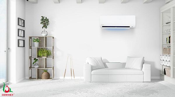 Lựa chọn điều hòa treo tường cho phòng khách giúp tiết kiệm chi phí đầu tư