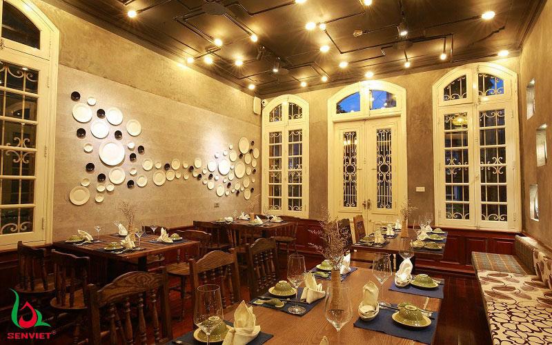 Điều hòa thương mại Skyair và trung tâm VRV là giải pháp hoàn hảo cho nhà hàng