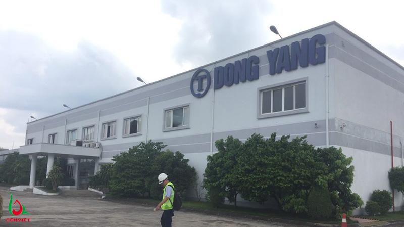 Nhà xưởng Dongyang - Bình Xuyên - Vĩnh Phúc